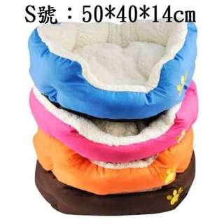 【出清品】羊羔絨保暖窩(S)、共有2個尺吋、多色可選