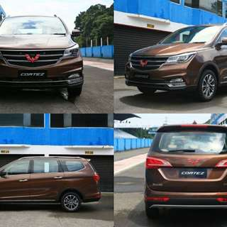 Cortez The New choice of mpv