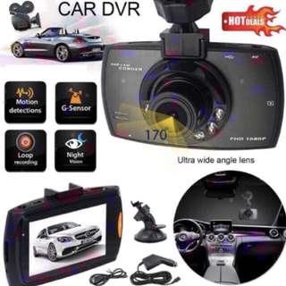 "🔥 NEW  Car HD 1080P 2.7"" LCD DVR Dash Camera Crash Cam G-sensor Night Vision wide angle lens"