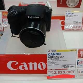 Kredit Camera Canon DSLR Hanya Proses 3 Menit