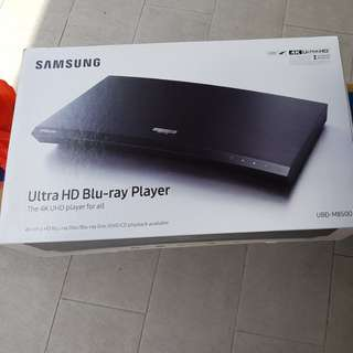 Samsung UHD 4K Blu Ray Player!! Best Deal in Town!!