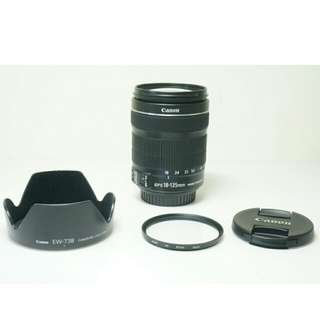 Canon EFS 18-135mm IS STM