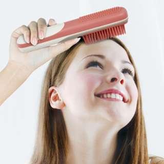uBrush 2 Handheld Massage for healthier, shinnier hair