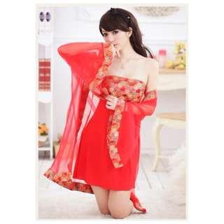 Sexy Lingerie Robe
