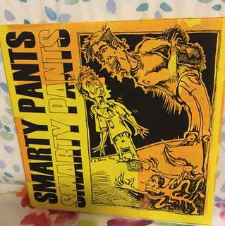 "Smarty Pants - 7"" vinyl record single - underground punk"