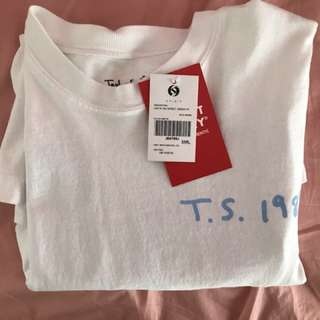 NEW Taylor swift merch jumper sweater size small