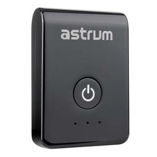 Astrum Wireless Bluetooth TX/RX Transmitter Receiver Rechargeable Portable 2 in 1 BT200
