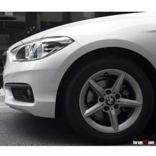 BMW 116D 16' Rims