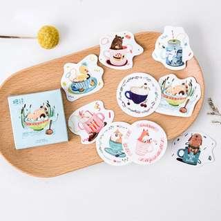 Take a Bath Deco Sticker Pack