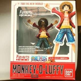 One Piece Monkey D Luffy Collectible
