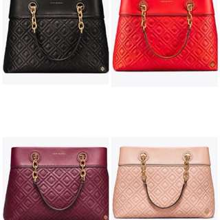 限時優惠*Tory Burch Fleming Small Tote