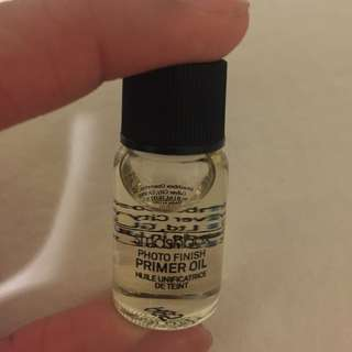 SMASHBOX Photo Finish Primer Oil - Sample