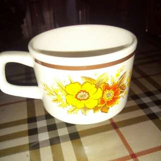 tea or coffee cup 6 pcs