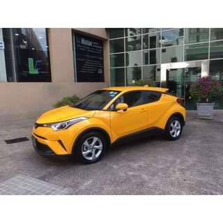 Toyota-CHR.s *** fr $595 only !!!