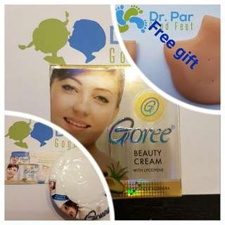 Fantastic Goree Beauty Cream