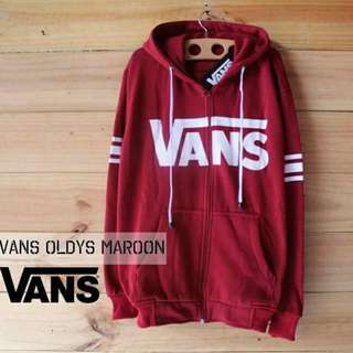 Jaket vans All size fit L