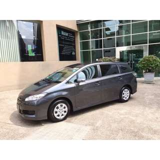 Toyota-Wish'2017 *** fr $555.oo only !!!