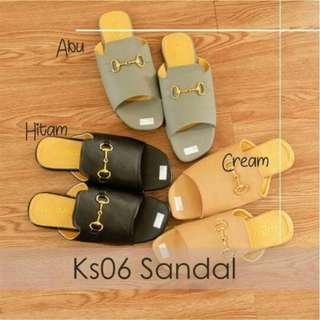 Sandal Selop Teplek KS06