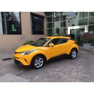 Toyota-CHR.s *** fr $595.oo only !!!