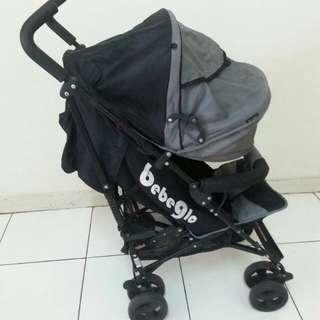 Baby buggy stroller(sweet cherry:bebeglo)
