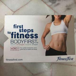 fitness guide books