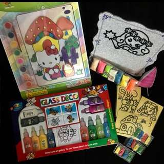 Variety Art Set ft. DIY Display