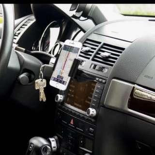 Universal Car CD Slot Phone Mount Holder Adjustable Mobile Phone Holders Carcd Dash Slot Cell Phone Stand Holder
