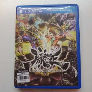 Muramasa Rebirth (JP) PS Vita Playstation