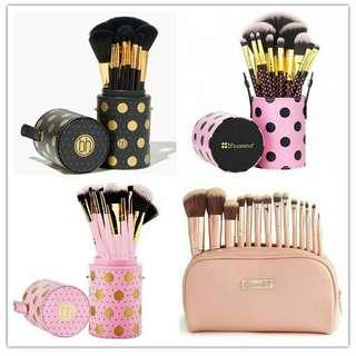 Nh cosmetics Makeup Brush Set (Inspired)