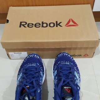 Sepatu REEBOK ZIGTECH 3D FUSEFRAME Authentic 100% Original