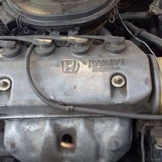 Honda Civic esi 95' model manual drive
