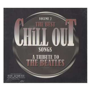 <The Best Chill Out Songs - A Tribute to The Beatles> HRR-32 bit-CD (Brand new)