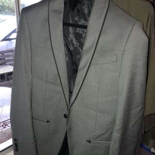 Grey Gibson Coat