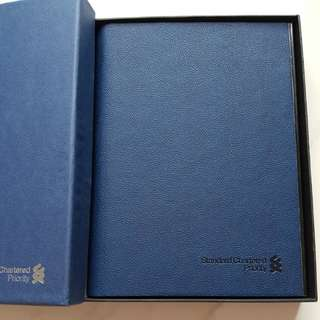 Standard chartered priority planner book