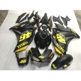 FULL FAIRING SET FOR YAMAHA R25