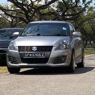 Suzuki Swift Sport 1.6 Auto Premium