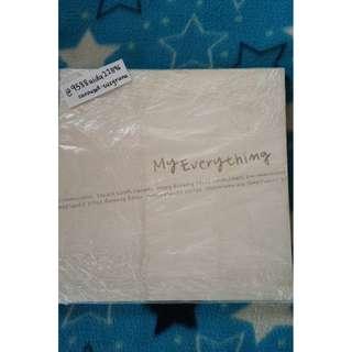 Super Junior Eunhyuk Birthday Photobook 'My Everything'