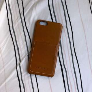 Wetherby handmade genuine leather iphone 6s case