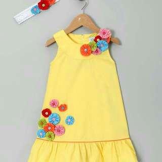 Dress 1-3 thn