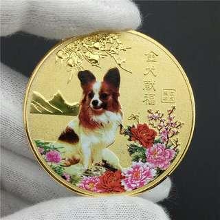 2018 dog coin