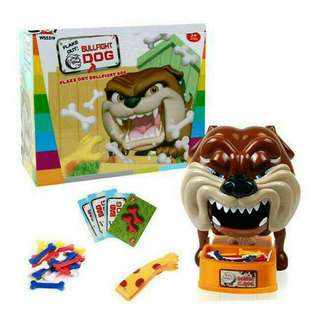 Bad Dog Toy 24Tulang / Mainan Running Man -5322