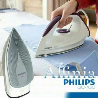 PHILIPS DRY IRON GC 160 AFFINIA