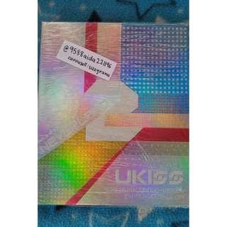 U-Kiss The 2nd Album Neverland