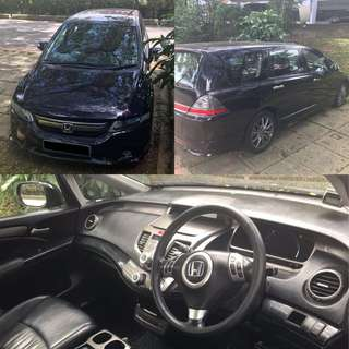 Honda Odyssey 7seater For Rent