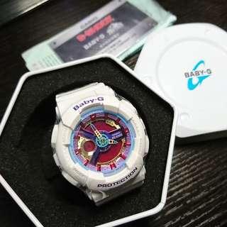 CASIO BABY-G 手錶BA-112-7A