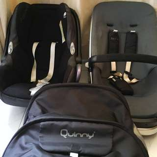 Quinny buzz stroller accessories / spare part