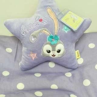 🚚 史黛拉兔 星型 小抱枕