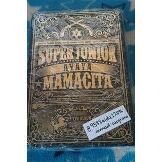 Super Junior 7th Album Mamacita