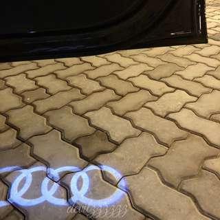 #huat50sale [IN STOCK] Audi Car Door Welcome Light