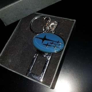 Subaru Key Chain